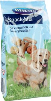 Pamlsky pro psy Snack - Mix Winston