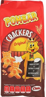 Snack PomBär Crackers Chio