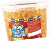 Snack sýrové koule Circuss - kbelík