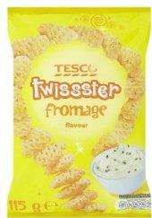 Snack Twissster Tesco