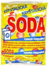 Soda krystalická Hlubna