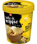 Sojová zmrzlina v kelímku K-take it Veggie