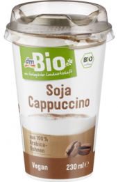 Sojové Cappuccino dm Bio