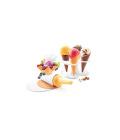 Souprava na zmrzlinové kornouty a košíčky Della Casa Tescoma