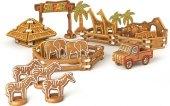 Souprava vykrajovátek - perníkové safari Delícia Kids Tescoma
