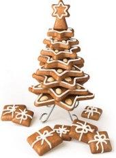 Souprava vykrajovátek - vánoční stromeček malý Delícia Tescoma