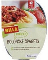 Špagety Boloňské Easy Billa
