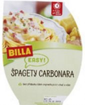 Špagety Carbonara Easy Billa