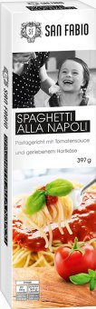 Špagety Napoli San Fabio
