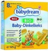 Sušenky špaldové Babydream