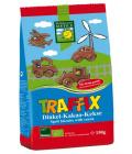Špaldovo – čokoládové keksy Traffix Bohlsener Mühle