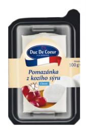 Speciality sýrové čerstvé Duc De Coeur