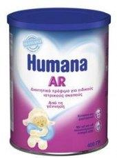 Speciální kojenecká výživa AR Humana