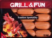Špekáčky Grill&Fun
