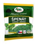 Špenát listový mražený Agro Jesenice