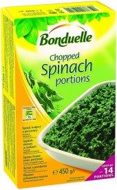 Špenát porcovaný mražený Bonduelle