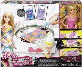 Spirálové návrhářství Barbie