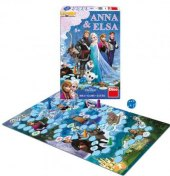 Společenská hra Dino Anna a Elsa
