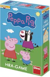 Společenská hra dětská Peppa Pig Dino