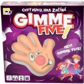 Společenská hra Gimme Five! Mac Toys