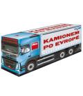 Společenská hra Kamionem po Evropě Dino