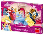 Společenská hra Dino  Princezny na plese