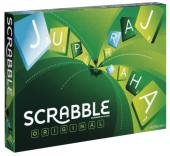Společenská hra Scrabble Originál Mattel