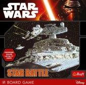 Společenská hra Star Wars Star Battle Trefl