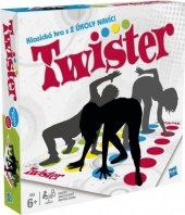 Společenská hra Twister Habro