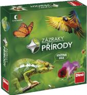 Společenská hra Zázraky přírody Dino