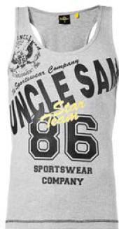 Sportovní tílko pánské Uncle Sam