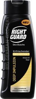 Sprchový gel Right Guard