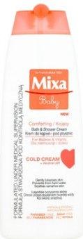 Sprchový a koupelový krém Cold Cream Baby Mixa