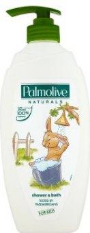 Sprchový gel a pěna do koupele dětská Palmolive
