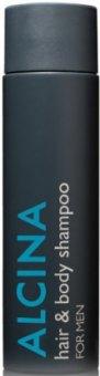Sprchový gel a šampon 2v1 Alcina