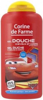 Šampon a sprchový gel 2v1 dětský Corine de Farme