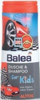 Šampon a sprchový gel 2v1 dětský Balea