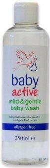Sprchový gel dětský Baby Active