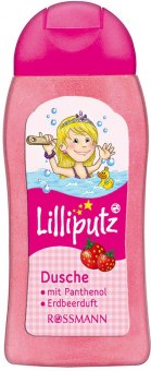 Sprchový gel dětský Lilliputz