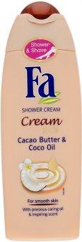 Sprchový gel krémový Fa