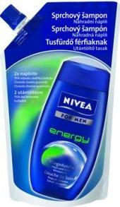 Sprchový gel Nivea - náhradní náplň