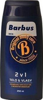 Sprchový gel pánský 2v1 Barbus