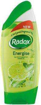 Sprchový gel Radox