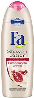 Sprchový gel s efektem tělového mléka Fa