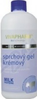 Sprchový gel s kozím mlékem Vivapharm