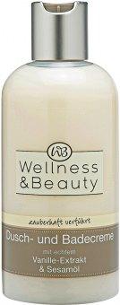 Sprchový gel Wellness&Beauty