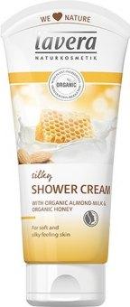 Sprchový krém bio Lavera