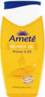 Sprchový olej Ameté