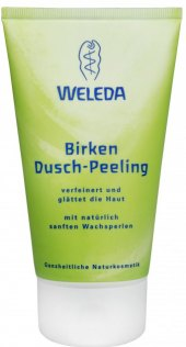 Sprchový peeling Weleda