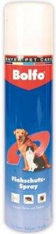 Sprej antiparazitní pro psy a kočky Bolfo